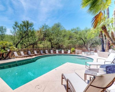 Beautiful House Close to Recreation Center W/shared Pool & Hot Tub, Wifi, & AC - Catalina Foothills