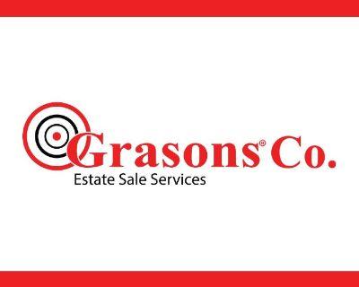 Grasons Prestige Major Mix Picker Estate Sale, Burbank