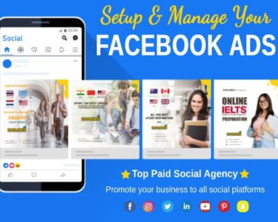 🔥🔥🔥 Facebook Ads Agency | PPC Marketing Services | FB & IG Ads