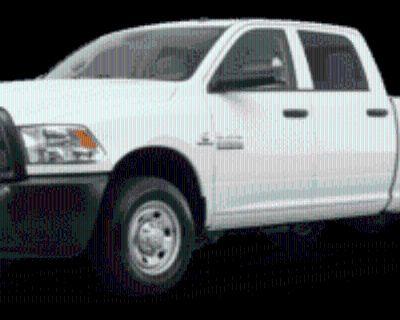 "2016 Ram 2500 Tradesman Crew Cab 6'4"" Box 4WD"