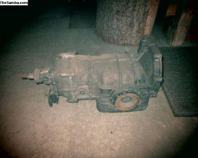 VW Automatic Transmission