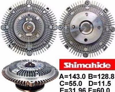 Fits 90-97 Nissan Pathfinder Pick Up 2.4l 3.0l Fan Clutch New