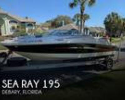19 foot Sea Ray 195