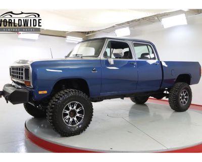 1985 Dodge D250