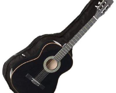 "$60 40"" Classical Guitar (BLACK)"