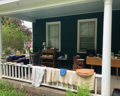 Estate Sale with Antique Furniture