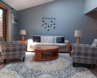 NEWLY RENOVATED CONDO WITH POOL TABLE, VIDEO GAME - Thayerville
