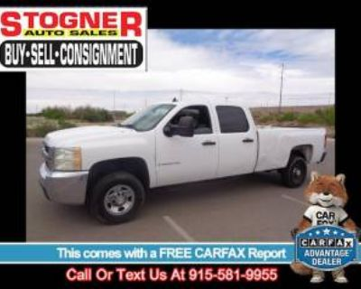 2009 Chevrolet Silverado 2500HD WT Crew Cab Long Box 2WD