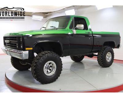 1986 Chevrolet K-10
