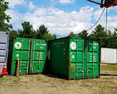 Used 40' Conex Storage Containers