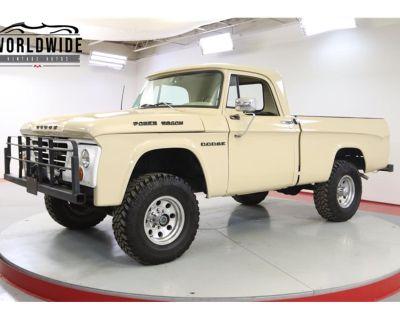 1964 Dodge W100
