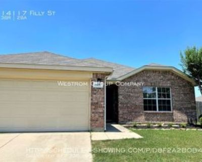 14117 Filly St, Fort Worth, TX 76052 3 Bedroom House