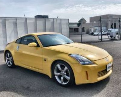 2005 Nissan 350Z Enthusiast Coupe Manual
