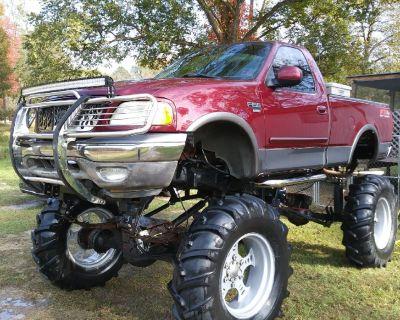 2003 F150 FX4 mud truck