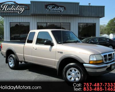 "Used 1998 Ford Ranger Supercab 126"" WB XLT 4WD"