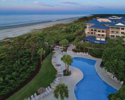 Marriott Grande Oceanfront/ocean View Lux Villa 2br/2ba - Sleeps 8 Bldg on Beach - South Forest Beach