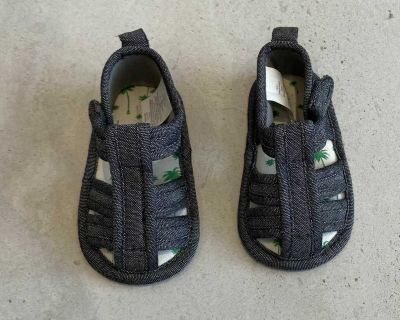 Baby Sandals Size 2