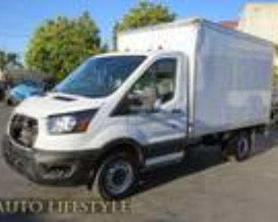 Repairable Cars 2020 Ford Transit Chassis for Sale