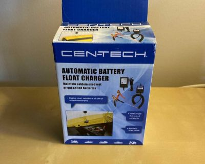 New! Battery charger