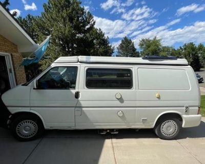 Like New 1999 Eurovan Camper Very Low Miles