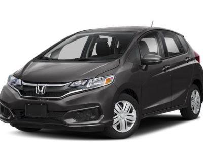 Pre-Owned 2019 Honda Fit LX FWD Hatchback