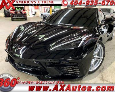 2020 Chevrolet Corvette 1LT Coupe