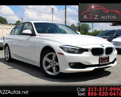 2013 BMW 3 Series 4dr Sdn 328i xDrive AWD SULEV South Africa