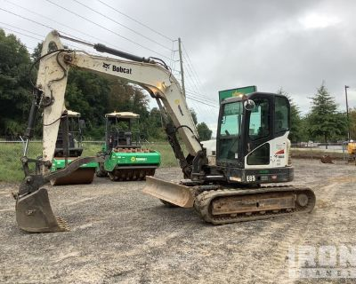 2014 Bobcat E85 Mini Excavator