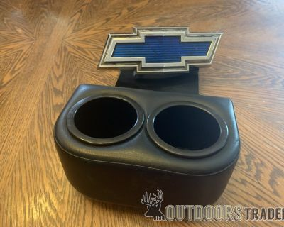 FS/FT 1971-1972 Chevy Bow tie and cup holder