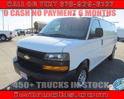 2018 Chevrolet Express 2500 Work Van