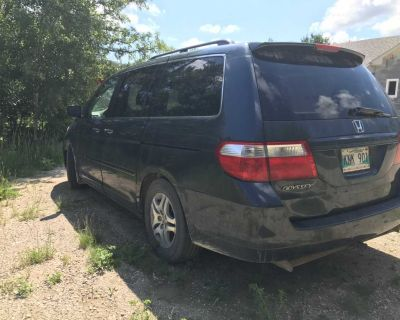 SAFETIED 2006 HONDA Odyssey 8 Seater Stow n Go