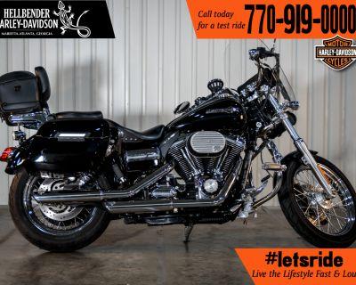 2013 Harley-Davidson Dyna Super Glide Custom Cruiser Marietta, GA