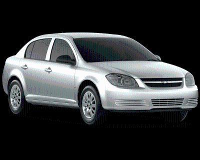 Pre-Owned 2010 Chevrolet Cobalt LT FWD 4D Sedan