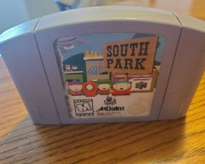 Mario Brothers 64 and Southpark