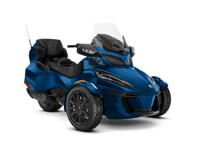 2018 Can-Am Spyder RT Limited 3 Wheel Motorcycle Amarillo, TX