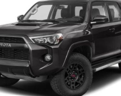 2019 Toyota 4Runner TRD Pro