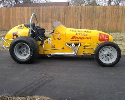 1960 Custom Race Car