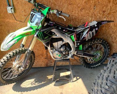 2020 Kawasaki KX 450F