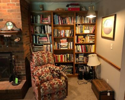 Multi-Generational Collection in Darmstadt, IN: Rare Furniture Books, Advertising, and More!