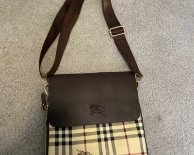New knockoff Burberry purse