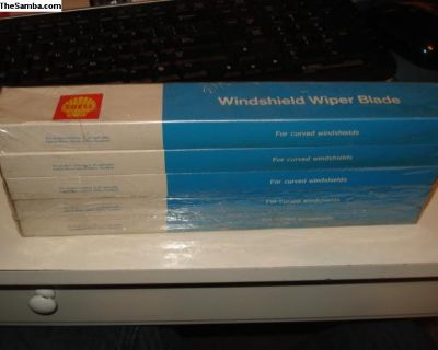 NOS Shell windshield wiper blades VW-10