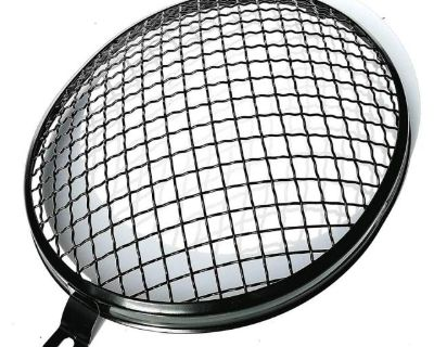 Stealth Mesh grill headlight covers by AAC