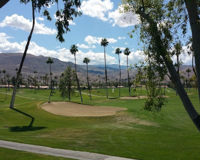 Private Oasis getaway on the Golf Course - Rancho Mirage