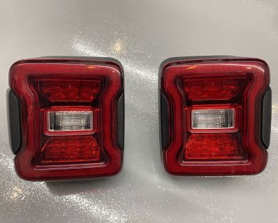Georgia - OEM Mopar LED Tail Lights