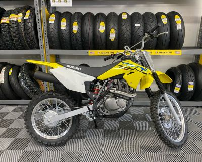 2021 Suzuki DR-Z125L Motorcycle Off Road Van Nuys, CA