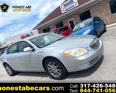 Used 2009 Buick Lucerne CXL1