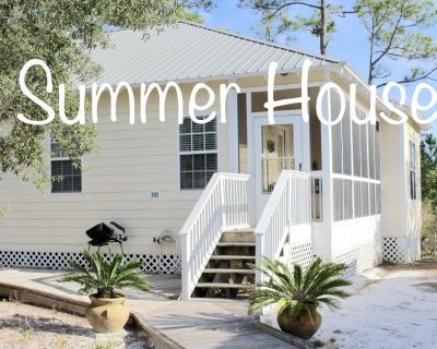 Beautiful, Quiet Beach Cottage in Ft Morgan, near Gulf Shores - Fort Morgan