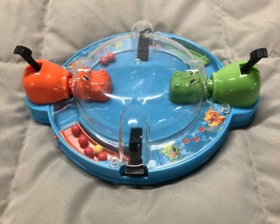 Hungry Hippo Travel Game