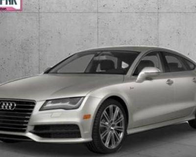 2013 Audi A7 Prestige