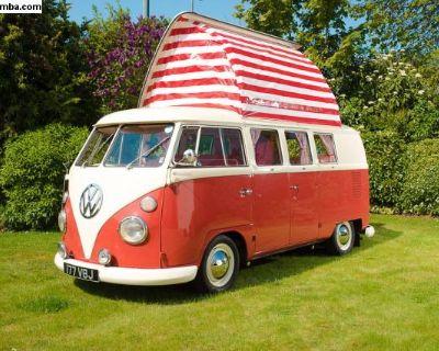 [WTB] Split Dormobile Camper Bus